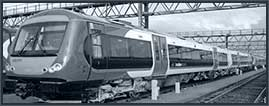Image of passenger train